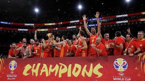 Сборная Испании по баскетболу