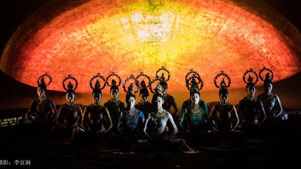 Китайский спектакль Весна священная открыл XX Международный фестиваль современного танца DanceInversion