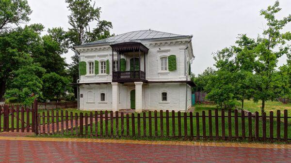 Дом Жученковых в станице Старочеркасская