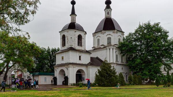 Соборная церковь на территории Донского Старочеркасского монастыря