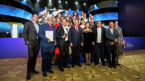 IX международный телевизионный фестиваль ТЭФИ-Содружество