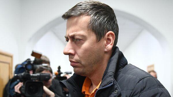 Заместитель директора департамента государственной охраны культурного наследия Минкультуры Павел Мосолов в суде