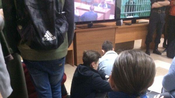 На рассмотрении дела актера Павла Устинова в Московском городском суде