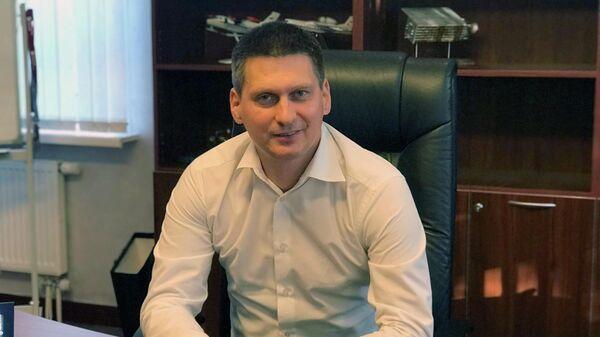Сергей Хохлов - Генеральный директор Государственного научно-исследовательского института авиационных систем (ГосНИИАС)
