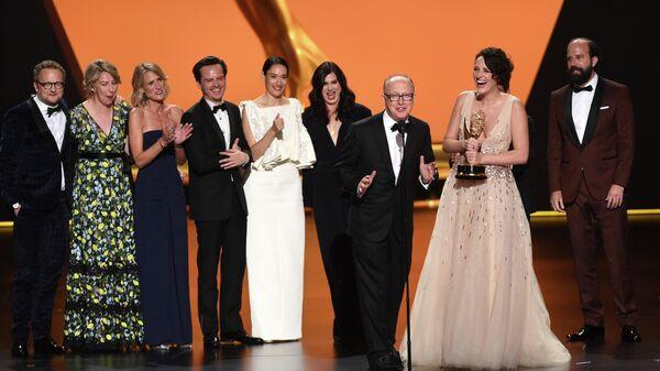 Сериал Дрянь завоевал награду телеакадемии США Emmy в категории Лучший комедийный сериал