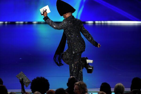 Билли Портер на церемонии вручения премии Эмми в Лос-Анджелесе