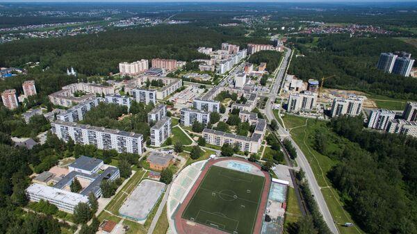 Биотехнопарк Кольцово в Новосибирской области