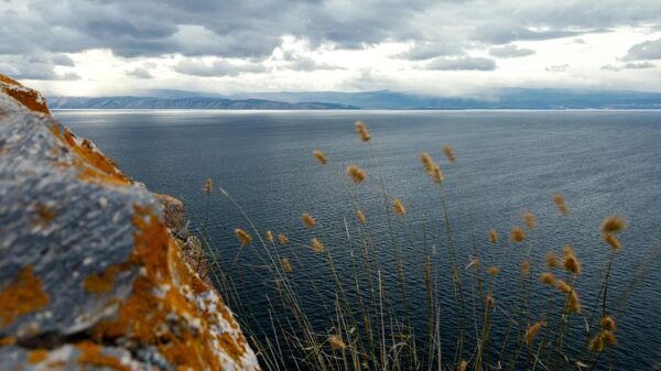 Остров Ольхон на озере Байкал в Иркутской области