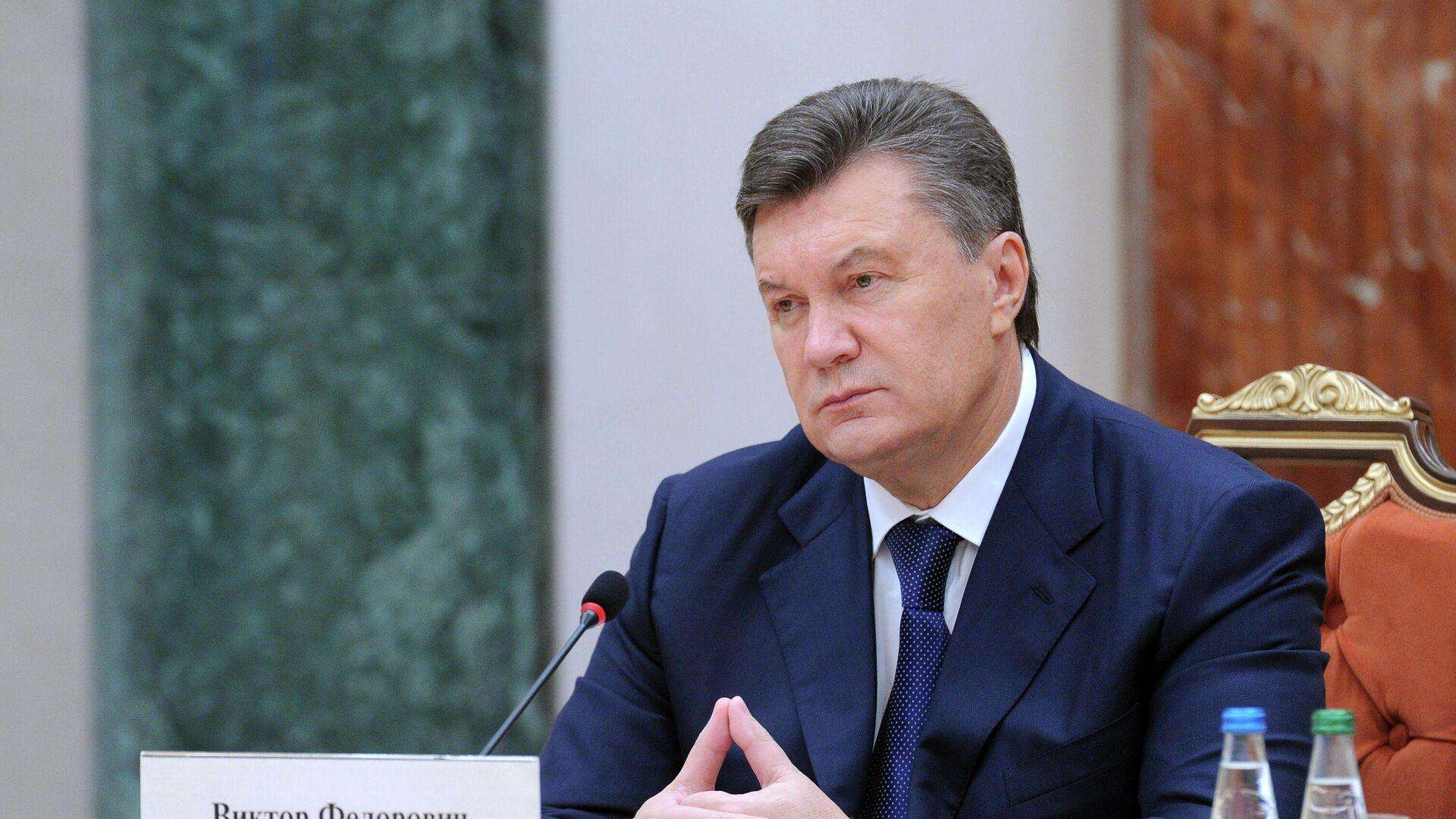Виктор Янукович  - РИА Новости, 1920, 19.01.2021