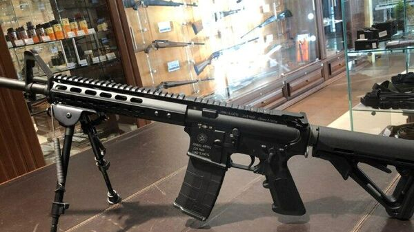 Российская компания ORSIS наладила серийное производство винтовки ORSIS-AR15J