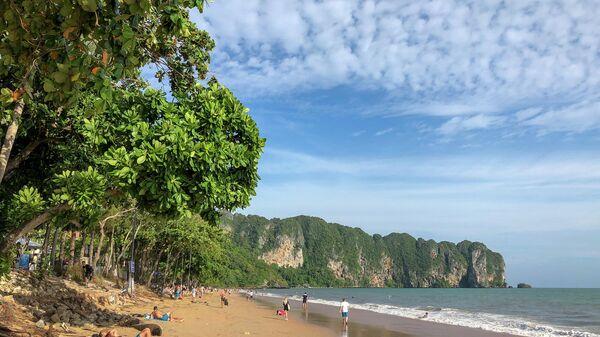 Пляж в провинции Краби, Таиланд