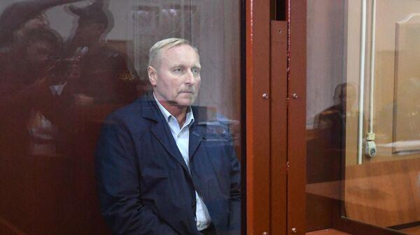 Александр Мельников в суде