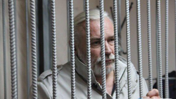 Николай Стремский в зале суда. 25 сентября 2019