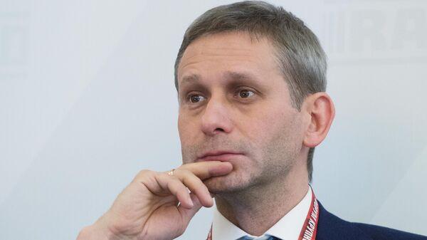 Член правления, руководитель корпоративного подразделения банка ФК Открытие Геннадий Жужлев