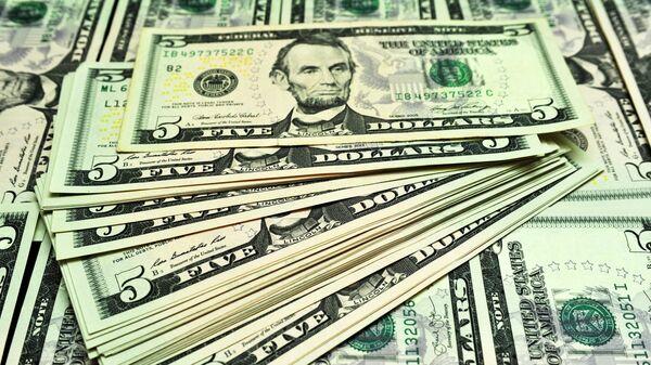 Банкноты номиналом 5 долларов США