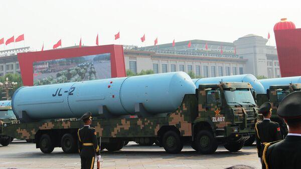 Китай назвал трехсторонний формат дискуссий по вооружениям бессмысленным