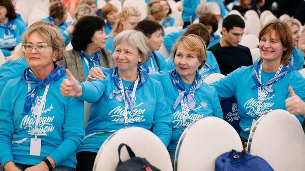 В Москве прошел финал всероссийского конкурса проектов Молоды душой