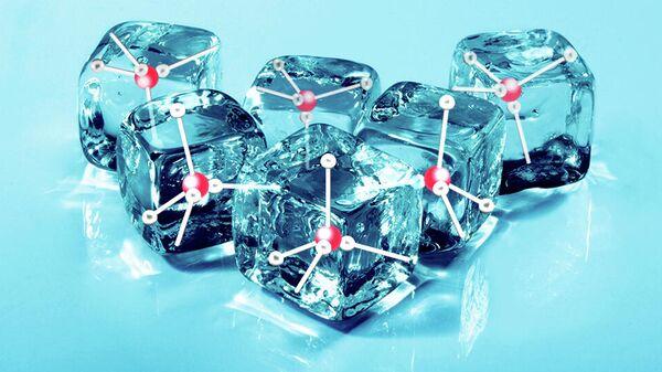 Лед — один из немногих материалов, структура которого приводит к нарушению третьего закона термодинамики