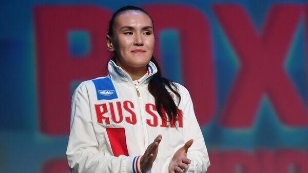 Воронцова вышла в 1/8 финала чемпионата мира по боксу в Улан-Удэ