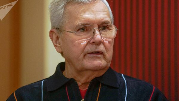Бывший министр иностранных дел Латвии Янис Юрканс