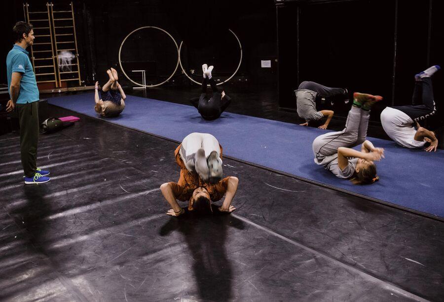 Цирк для хулиганов Упсала-Цирк