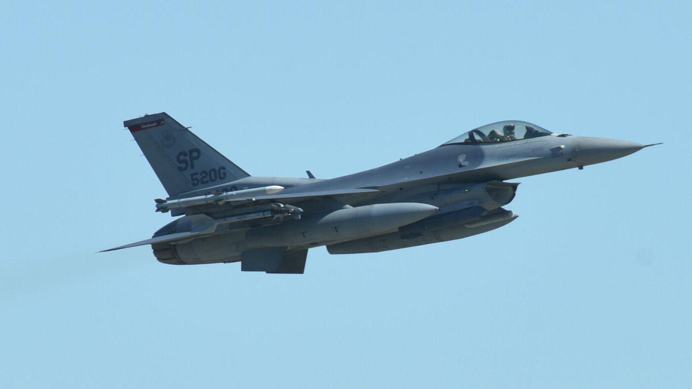 Обои Самолёт, истребитель, falcon, перед, fighting. Авиация foto 15