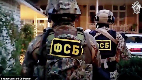 Операция по задержанию подозреваемых в финансировании терроризма