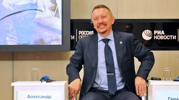 Президент общероссийской физкультурно-спортивной общественной организации развития филиппинских единоборств Александр Шлычков