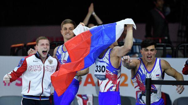 Мужская сборная России по спортивной гимнастике