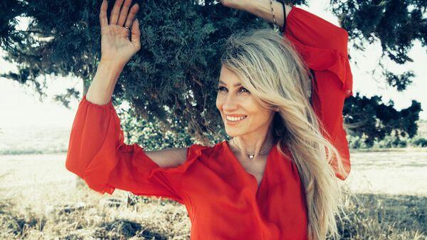 Певица Ирина Нельсон в Риме