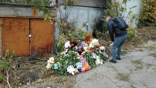 В Саратове пройдет прощание с убитой девочкой