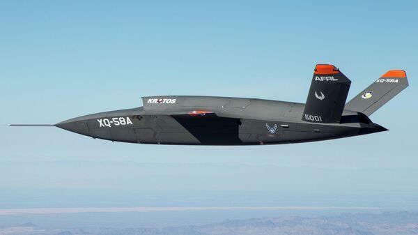 Беспилотный летательный аппарат XQ-58A Valkyrie
