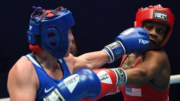 Бокс. Чемпионат мира. Женщины. Восьмой  день