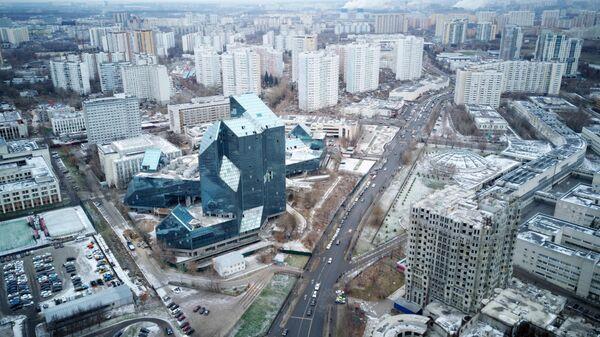 Здание бизнес-центра Зенит