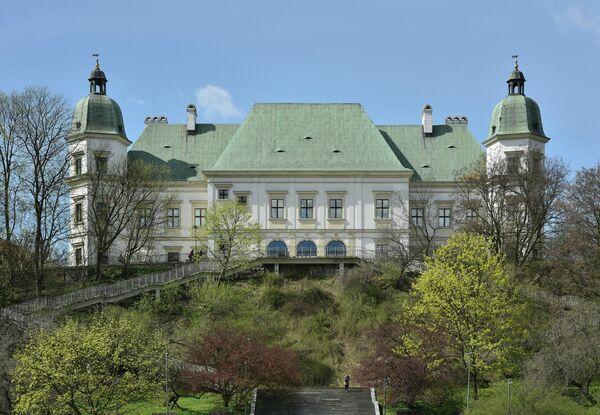 Уяздовский замок