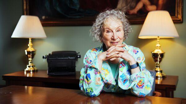 Писательница Маргарет Этвуд