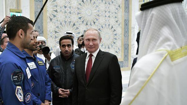 В ОАЭ оценили опыт производства космической арабской еды