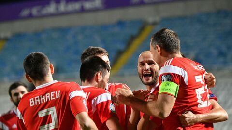 Жить спортом: как Россия и Украина прошли отбор на Евро-2020