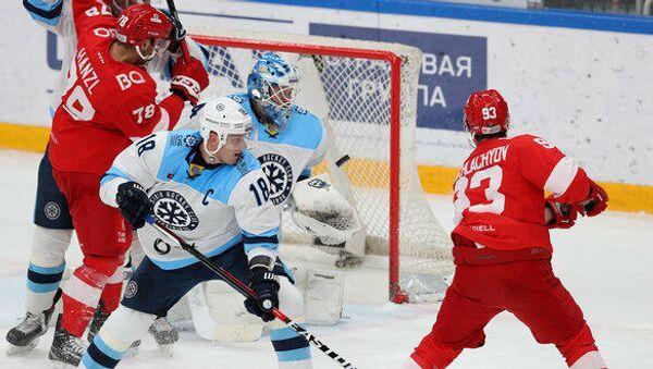 Сибирь - Спартак