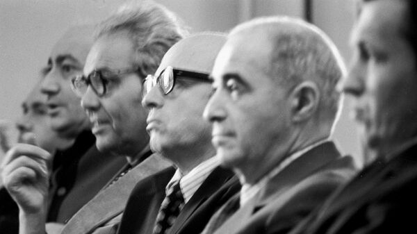 Семинар в Институте теоретической физики им. Л. Д. Ландау