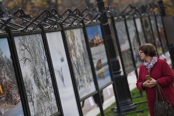 Фотовыставка Русские сезоны. Соловки открылась в Москве