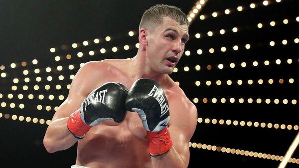 Боксер Александр Гвоздик (Украина)