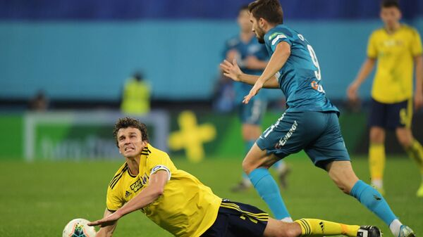 Роман Еременко (слева) и Алексей Сутормин