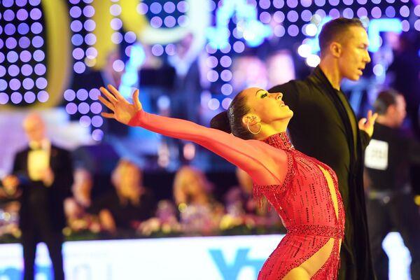 Кубок мира по латиноамериканским танцам в Кремле