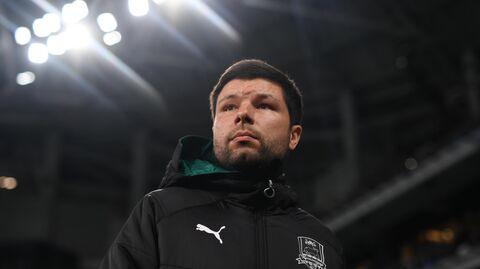 Старший тренер Краснодара Мурад Мусаев