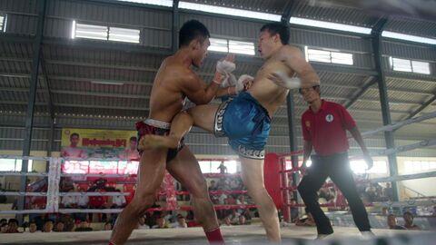 Бирманский бокс