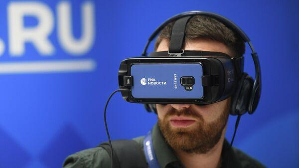 VR-проект РИА Новости