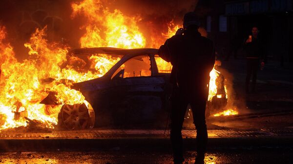 Массовые протесты в Чили