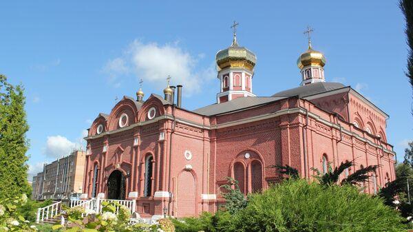 Казанский женский монастырь в Рязани