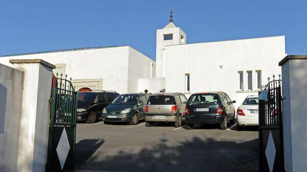 Мечеть в городе Байонна, Франция